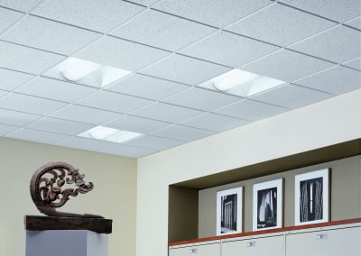 RADAR™ acoustical ceiling