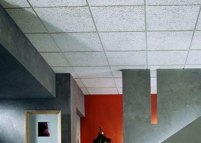"USG ""F"" Fissured™ Basic Acoustical Ceiling Panels"