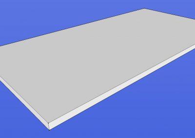 Placa Unicel