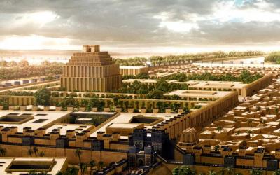 Arquitectura Babilónica