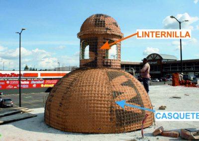 Casquete+ Linternilla
