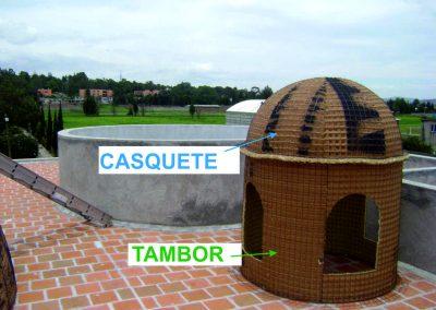 Casquete+Tambor