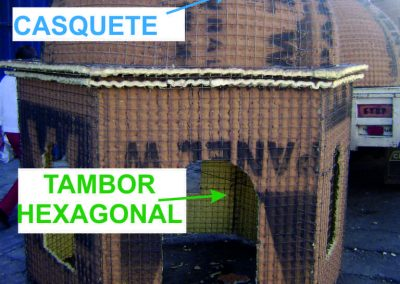 Casquete+TamborHEX