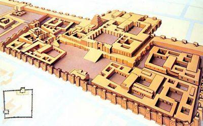 Características de la Arquitectura Babilónica